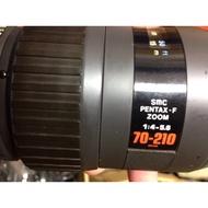 鏡頭 Pentax f af 70 210mm 紅標