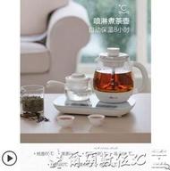 養生壺煮茶器黑茶普洱玻璃蒸茶壺全自動蒸汽煮茶壺養生壺LX