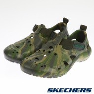 SKECHERS 男童 涼拖鞋系列 CALI GEAR KOOLERS-400063LCAMO