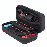 【pump】任天堂Switch/Switch Lite副廠手提收納保護包 可收納變壓器 Joy-Con握把 Pro 控制器 HDMI線等配件