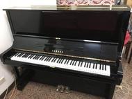 【台南C大調 台南中古鋼琴 / 台南鋼琴】日本原裝山葉鋼琴YAMAHA U3H 3號琴