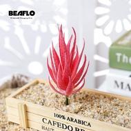 ไม้อวบน้ำประดิษฐ์ Aloe ตกแต่ง Grass ทะเลทรายประดิษฐ์ปลอมพืชบ้านงานแต่งงานภูมิทัศน์พืช