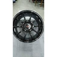 +超鑫輪胎鋁圈+ 全新鋁圈 ASGA ARF01 類RAYS 17吋 5 100 5 114 Suzuki Swift