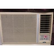 聲寶 右窗型冷氣G253v 二手