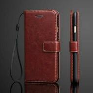 INFINIX HOT 10S Flip Case Wallet /Dompet Kulit