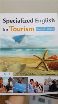 Specialized English for Tourism (附CD) (新品)