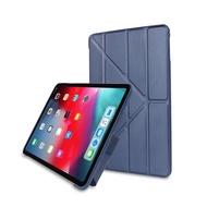 iPad mini 5 2019 商務簡約保護套 保護殼 防摔防塵皮套(皮套 變形皮套 Y字皮套 IPAD殼)