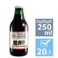 崇德發 德國原裝進口黑麥汁 250ml X20入