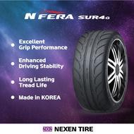 NEXEN TIRE N' FERA SUR4G   235/45R17   225/40R18   Tyre Made in Korea   Semi Racing Extreme Performance Tyre