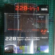 掌上型遊戲機 228種遊戲