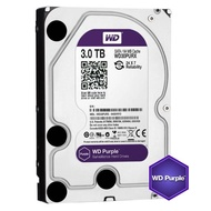 【WD 威騰】紫標 3TB 監控專用 3.5吋 SATA硬碟(WD30PURZ)