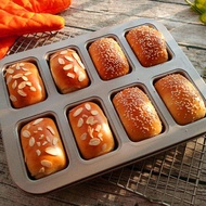 [CHEFMADE] 8CUP PETITE LOAF PAN- WK1120