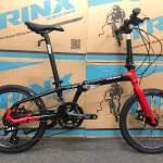 《免費送貨+送頭盔》TRINX FLYBIRD 3.0 - 18速 鋁合金 20吋(406) 摺疊單車*油壓碟...