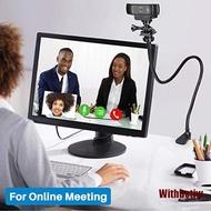 WITHW Camera Bracket for Webcam Brio 4K C925e C922x C922 C930e C930 C920 with Des