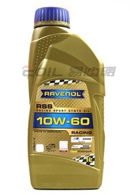 RAVENOL RSS 10W60 RACING SPORT 合成機油