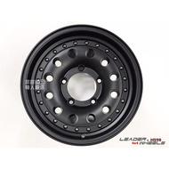 【甜甜圈】耀麒鋁圈 H598 15吋5H139.7 消光黑 Suzuki Jimny適用