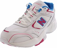 New Balance Men's Mx452 Ankle-High Leather Training Shoes