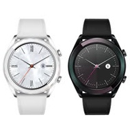 HUAWEI 華為 WATCH GT 雅致款智慧型手錶 (贈鋼保+運動臂帶+華為/榮耀雨傘)
