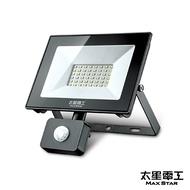 光禾館~太星電工 30W LED感應投射燈/白光(110V)
