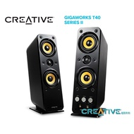 【現貨出清】 創新未來 Creative GigaWorks T40II 第2代 2聲道喇叭 T40 SeriesII