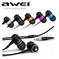 ✱Original Awei ESQ3 earphone