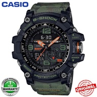 Casio G-SHOCK GG-1000 MUDMASTER Army Green Watch Men Sport Watches GG-1000BTN-1A