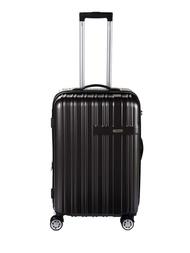 POLO TRAVEL CLUB กระเป๋าเดินทาง A2008*SIZE 24  GRAY