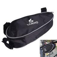 Triangle Bicycle Cycling Bike Bag Beams Tripod Phone Tools Kit Tool Bag