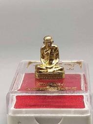 รูปหล่อหลวงปู่บุญให้ รุ่นระฆังทอง วัดท่าม่วง จ.นครศรีธรรมราช