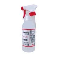 唐鑫 潔用75%酒精(附噴槍)-500ml/瓶裝(外用)