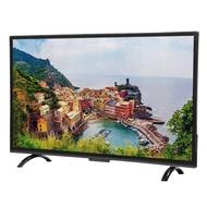 EBTOOLS 32inch 4K Curved Display TV, 3000R Curvature Android Smart TV HDR Network Version(US-Plug)