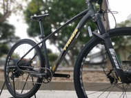 TRINX MTB 29Inch/622 LIMITED VERSION - X9 PRO (2021) 12 SPEED - DEORE SHIMANO 15INCH (S SIZE)