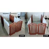日本品牌JTC兒童遊戲圍欄J-7358 安全圍欄 嬰兒護欄 寶寶柵欄 幼兒圍欄