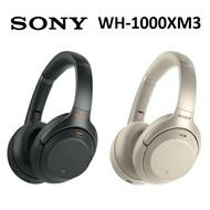 【免運費】SONY WH-1000XM3 HiRes 無線藍牙降噪耳機 (公司貨)
