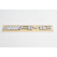 BENZ 新款 AMG 後箱蓋字標/標誌 E300 E500 E550 W204 W211 benz w203 w204