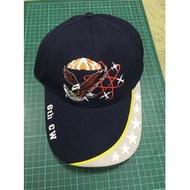 嘎嘎屋台灣製 空軍便帽 帽子  棒球帽 六聯隊 帽C3-109