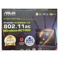 【限時瘋殺 $4XXX  請另詢優惠價】】 ASUS華碩 RT-AC68U c1版本 無線分享器 1900Mbps