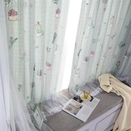 hot ผ้าม่านประตู ผ้าม่านหน้าต่าง ผ้าม่านสำเร็จรูป ม่านเวลโครม่านทึบผ้าม่านกันฝุ่น ใช้ตีนตุ๊กแก รุ่น2S2