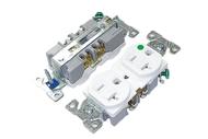 美國 Cooper IG8300W 醫療級插座 (110V)