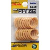 [TAKARA TOMY ]-鐵道系列配件 火車輪胎-TP71296