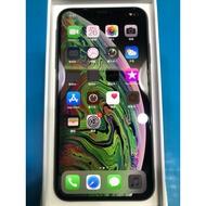 【i DuDu 通訊】iphone XS Max 64G 黑色 二手機 機況良好近無傷 現貨價21900元