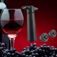 Wine Bottle Saver Vacuum Wine Pump With 2 Stoppers Sealing Preserver