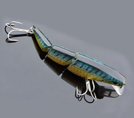 ~廣隆~隨機發貨-不挑色10cm16g多節魚 米諾三節魚 硬餌lure路亞餌 假餌 仿生餌 釣魚 海釣 魚餌