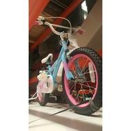 《缺貨中》Costco 16吋 VENTURA兒童腳踏車 (黑/粉)