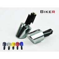 【KT BIKER】C款 CNC 平衡端子 一對 鋁合金 手把 端子 類 rizoma〔RBL001〕