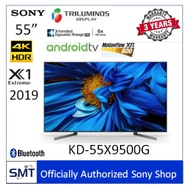 Sony  55  4K Andriod TV KD-55X9500G รุ่น Top End ปี 2019