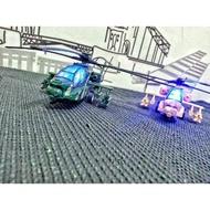 阿帕契直升機模型
