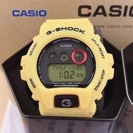 卡西歐G衝擊DW6900防水數字運動手錶男士手錶DW-6900MS-1