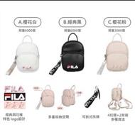 7-11FILA聯名款背包