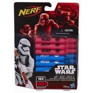 【孩之寶流行玩具】星際大戰電影7 - NERF 聯名特別版彈鏢補充包 B3174